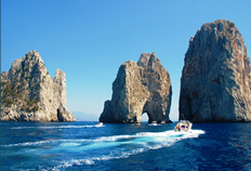 Hotel La Certosa - Services - Shuttle Service to Capri and Positano